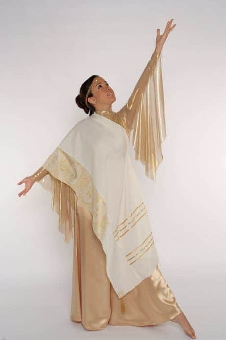 LD-332 Heavenly Prayer Shawl