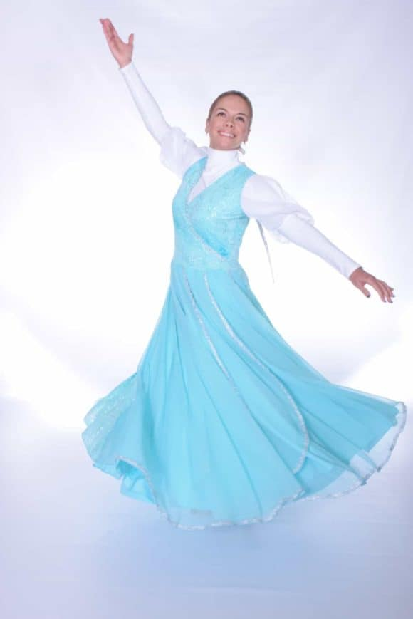 LD-526 Refresh Living Waters Dress
