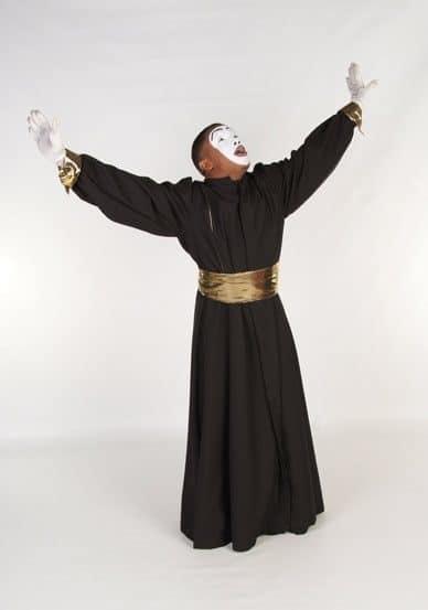 Mime Wear Rejoice Dance Ministry